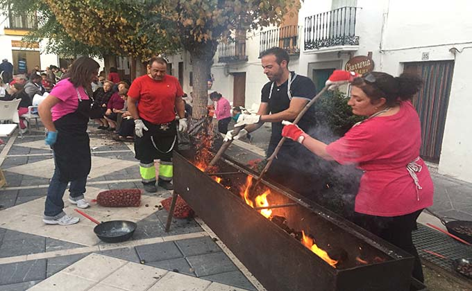 Festival Otoño Güejar