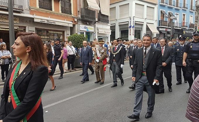 desfile hispanidad