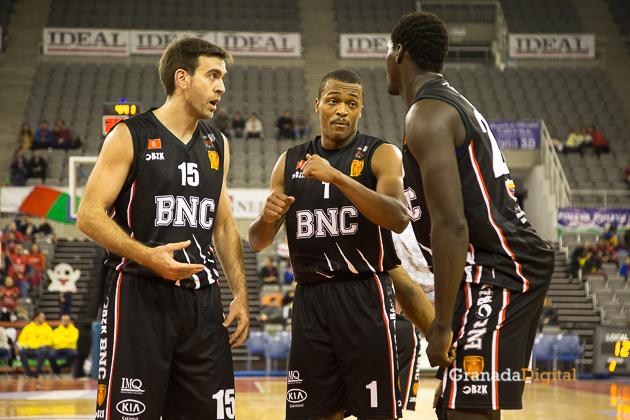 Fundacion CB Granada Coviran - Basket Navarra-3