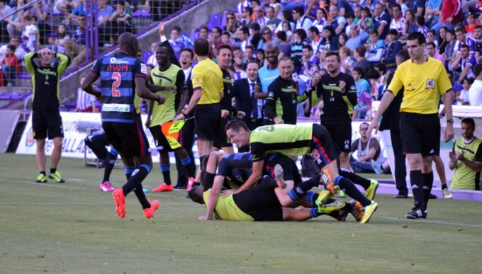 Granada-CF-Valladolid-Celebración-gol-Piti-Portada 1
