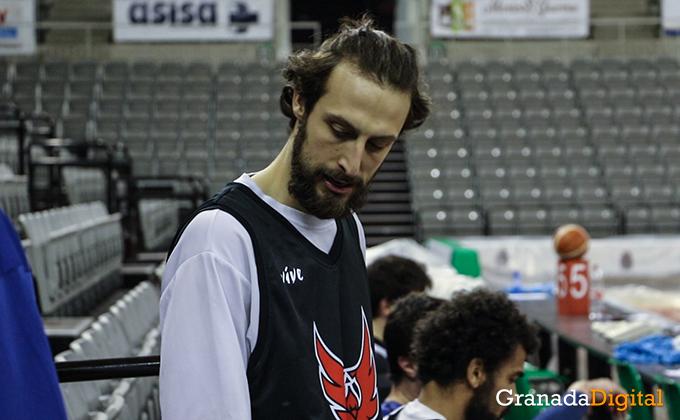 Entrenamiento Granada Baloncesto Coviran-30