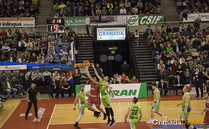 coviran granada - basket - baloncesto 3