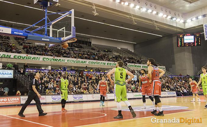 coviran granada - basket - baloncesto 8