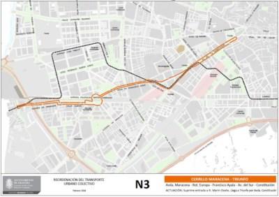 línea N3