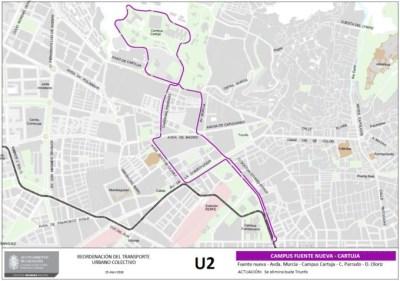 línea U2