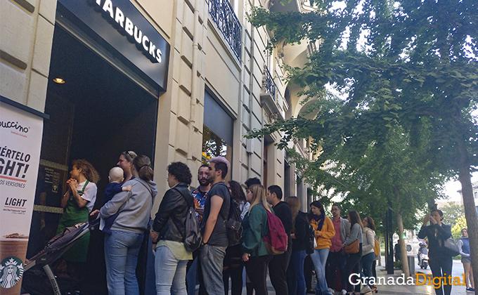 Inauguración Starbucks Granada 01