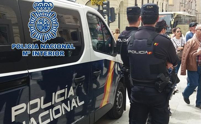 policia nacional granada