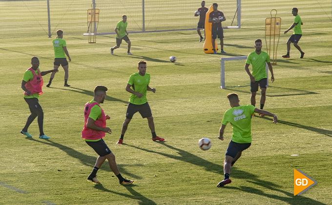 primer entrenamiento Granada CF 09