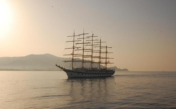 royal clipper barco velero motril