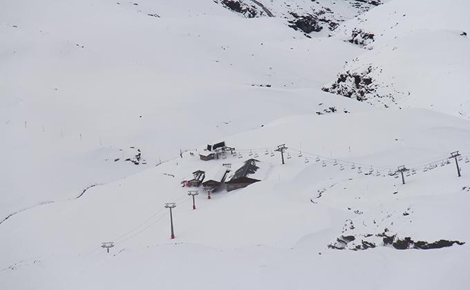 pistas sierra nevada 22 noviembre 1