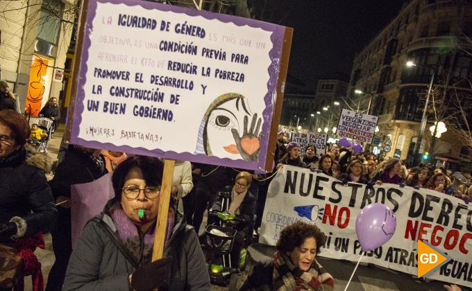 Manifestación feminista enero 2018 05