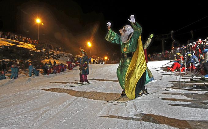 rey mago sierra nevada