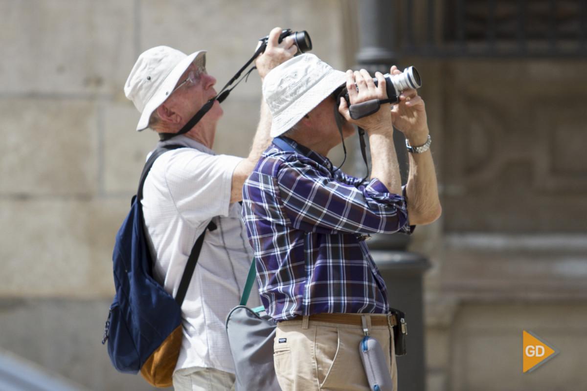 fotos turistas