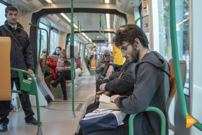 metro granada metropolitano transporte publico movilidad