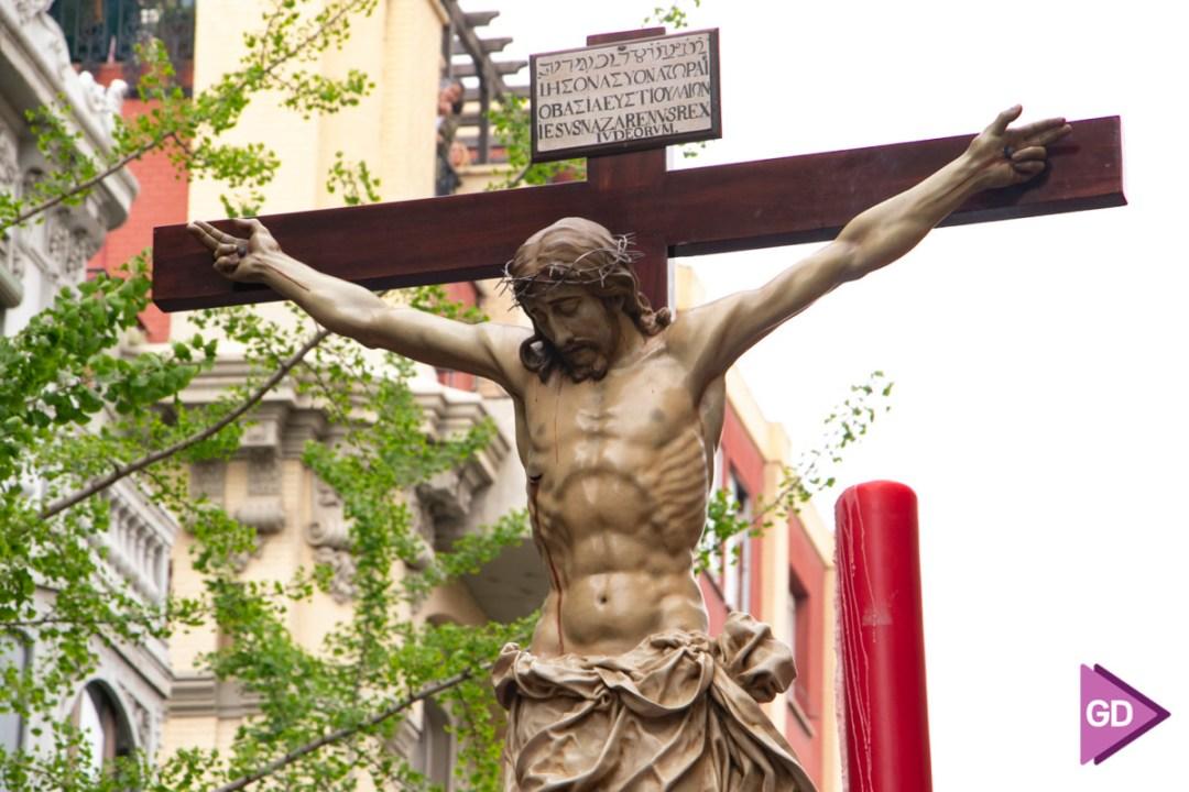Semana Santa Granada 2019 Miércoles Santo-2