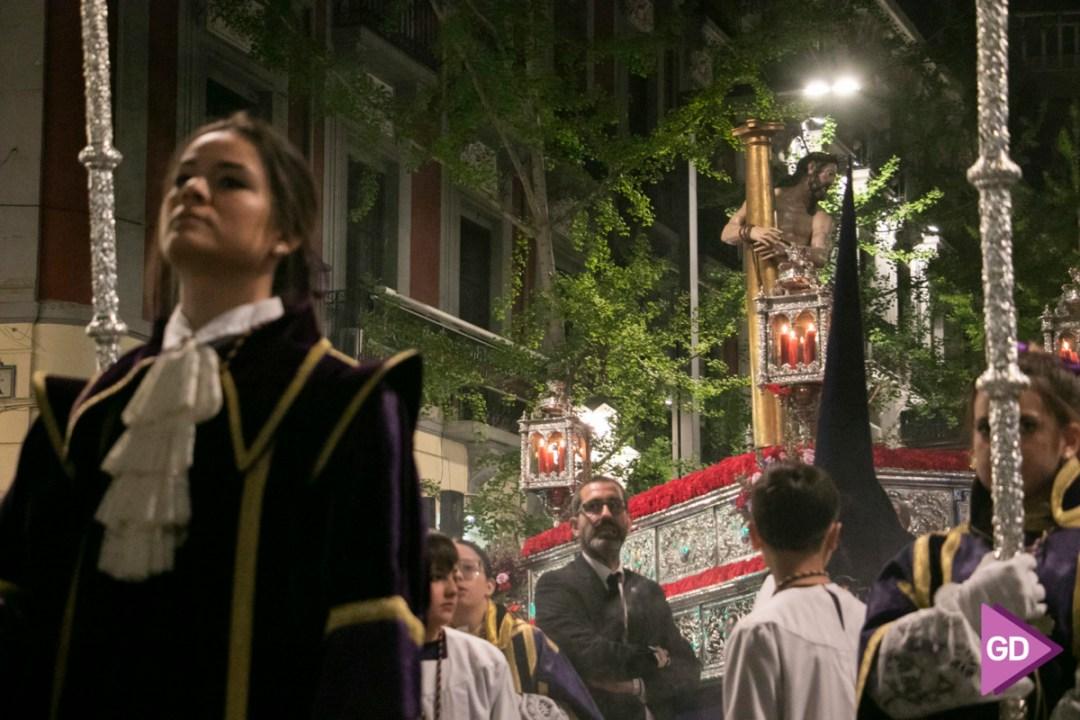 Semana Santa Granada 2019 Miércoles Santo-28