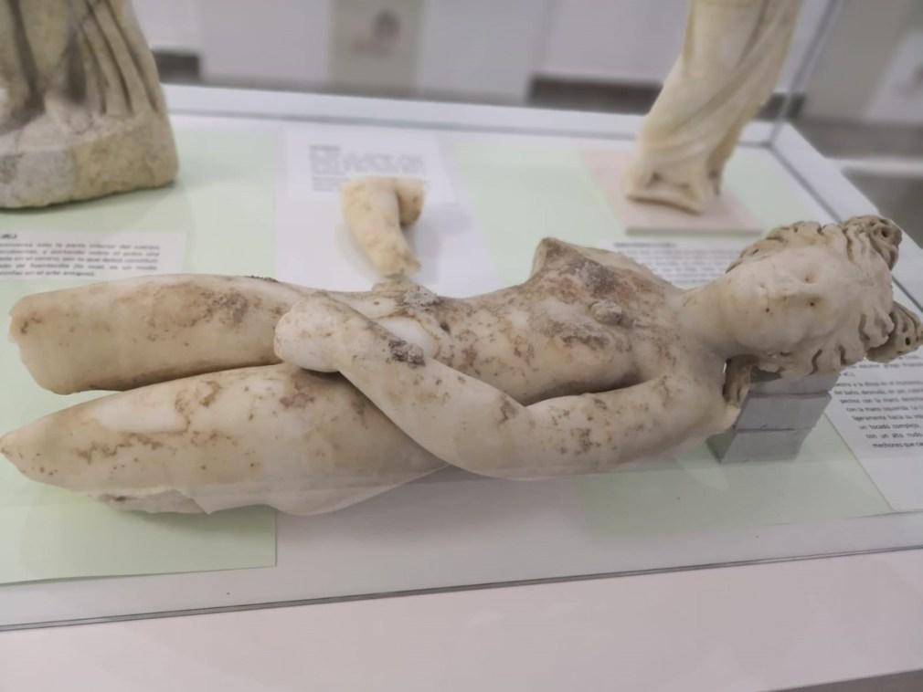 ANDALUCÍA.-Granada.- Ayuntamiento de Salar confía en que la Venus Púdica estará en el pueblo, ya restaurada, a mediados de 2019