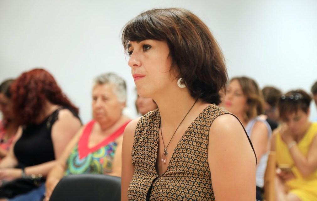 Juana Rivas pide que las leyes se apliquen en su realidad diaria de víctima de violencia de género