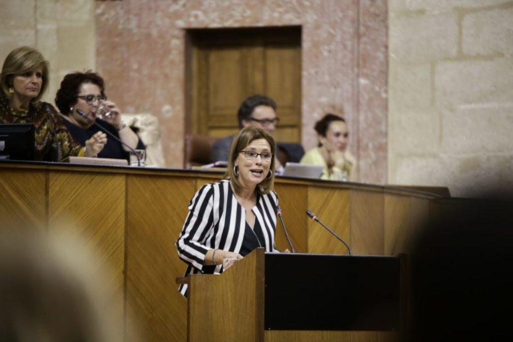 04082019 La parlamentaria de Cs Mar Sánchez