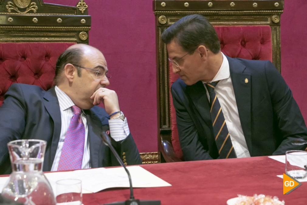 Sebastián Pérez y Luis Salvador - Foto Dani Bayona
