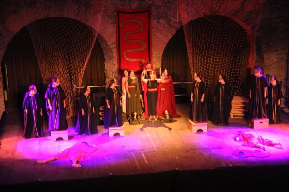 Teatro grecolatino en Almuñécar