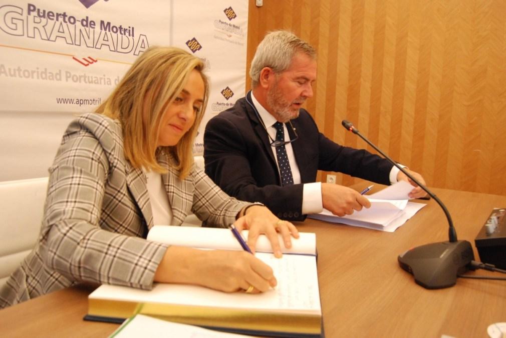 Granada.- La Junta solicitará al Gobierno la conexión ferroviaria entre Granada y el Puerto de Motril
