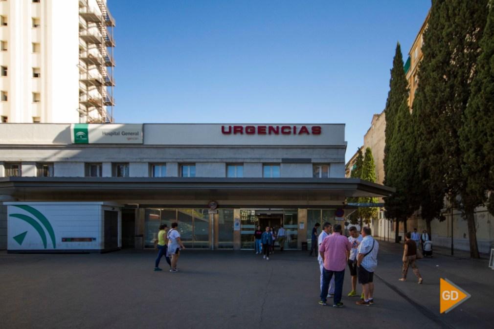 Hospital de virgen de las nieves de Granada