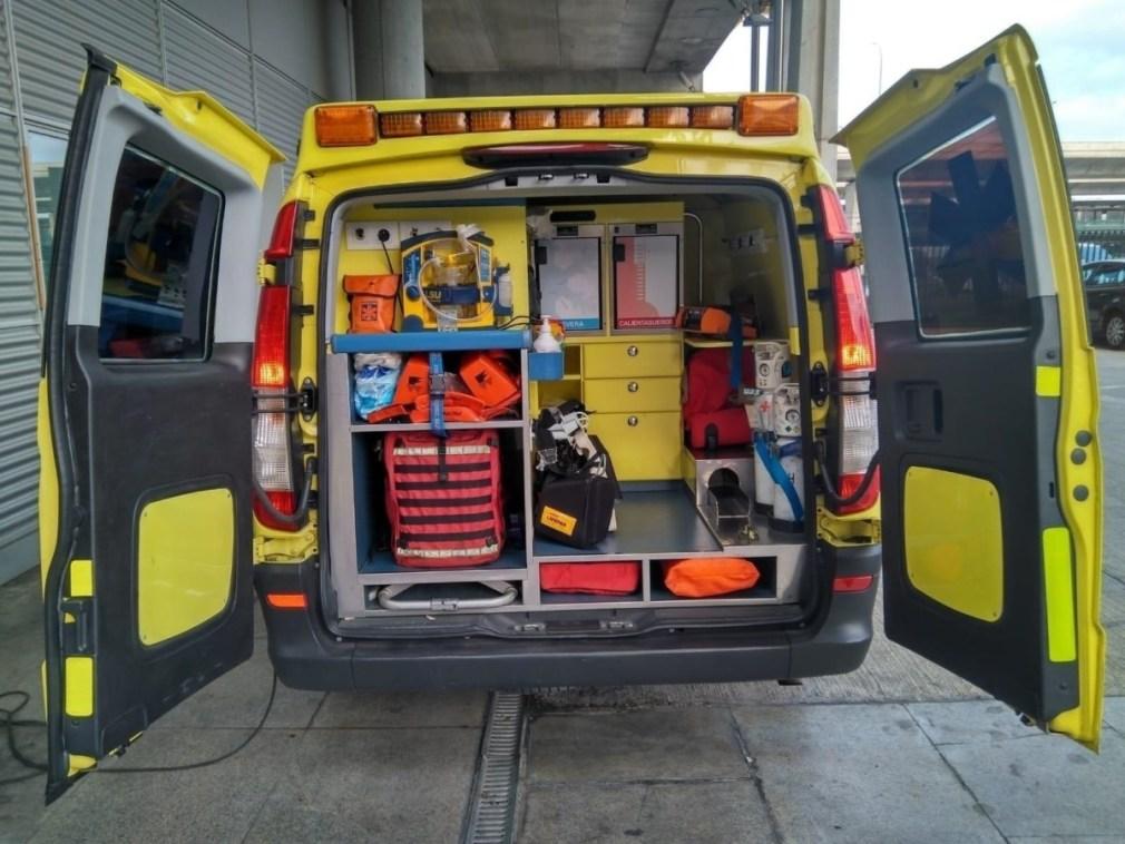 Córdoba.- Sucesos.- Detenido un varón tras supuestamente atropellar a un ciclista herido grave y darse a la fuga