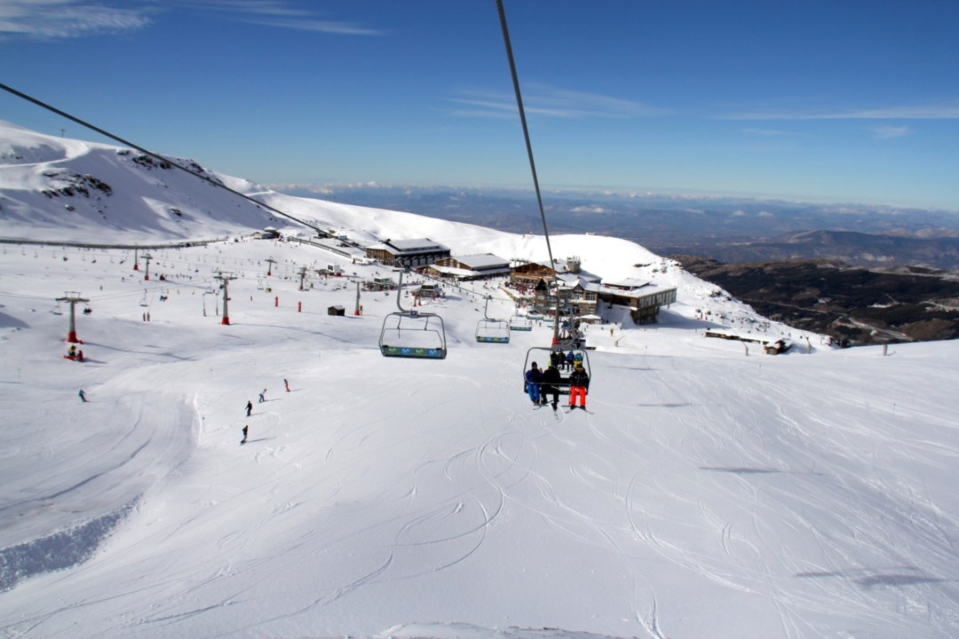Sierra Nevada 24nov19