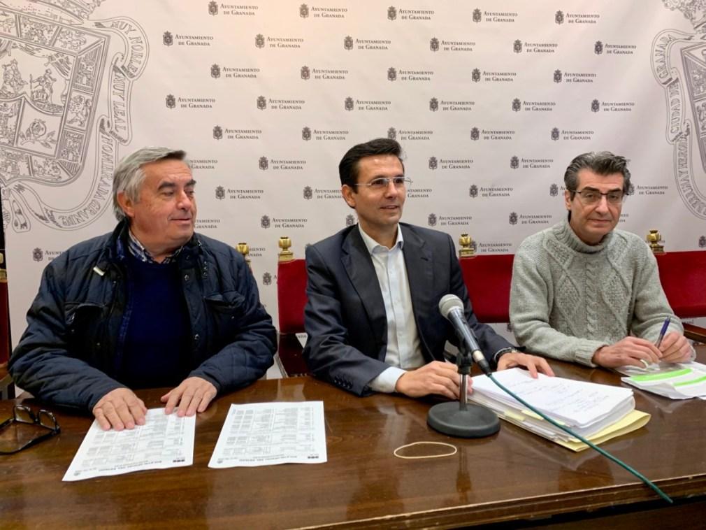 Cuenca y Cambril hoy sobre los planes de empleo