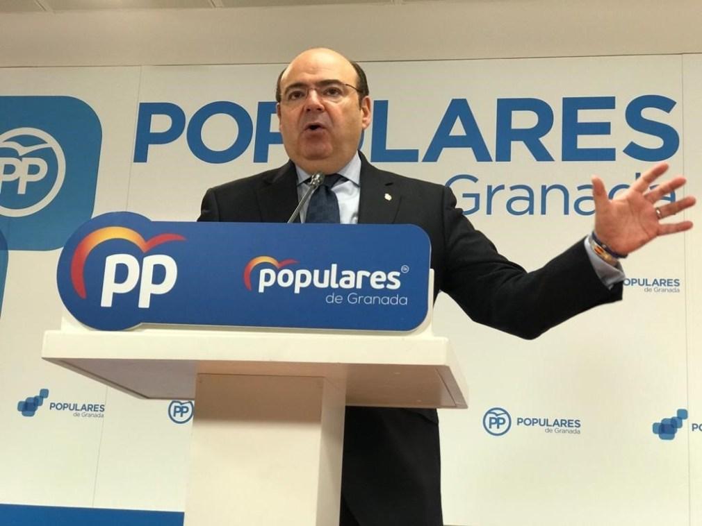 Granada.- El PP pide la renuncia de cargos provinciales del PSOE tras la sentencia de los ERE