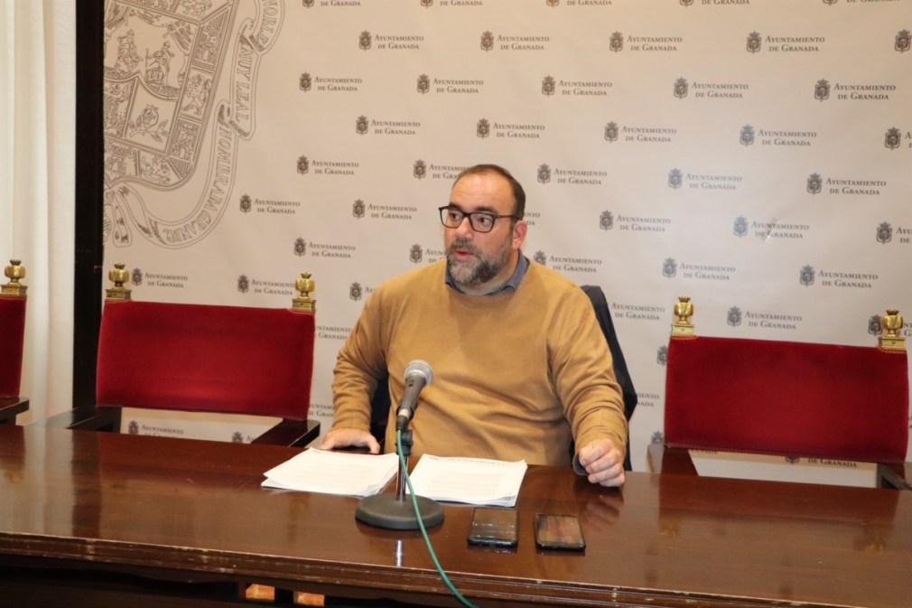 """Granada.- Podemos-IU critica al Ayuntamiento por la """"subida masiva"""" del IBI en 2020"""