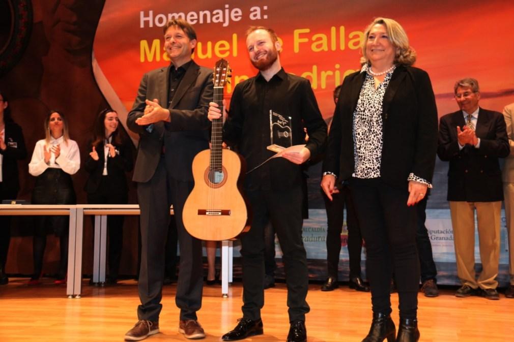 MARKO TOPCHII PRIMER PREMIO XXXV CERTAMEN INTERNACIONAL DE GUITARRA CLASICA ANDRES SEGOVIA LA HERRADURA 2020