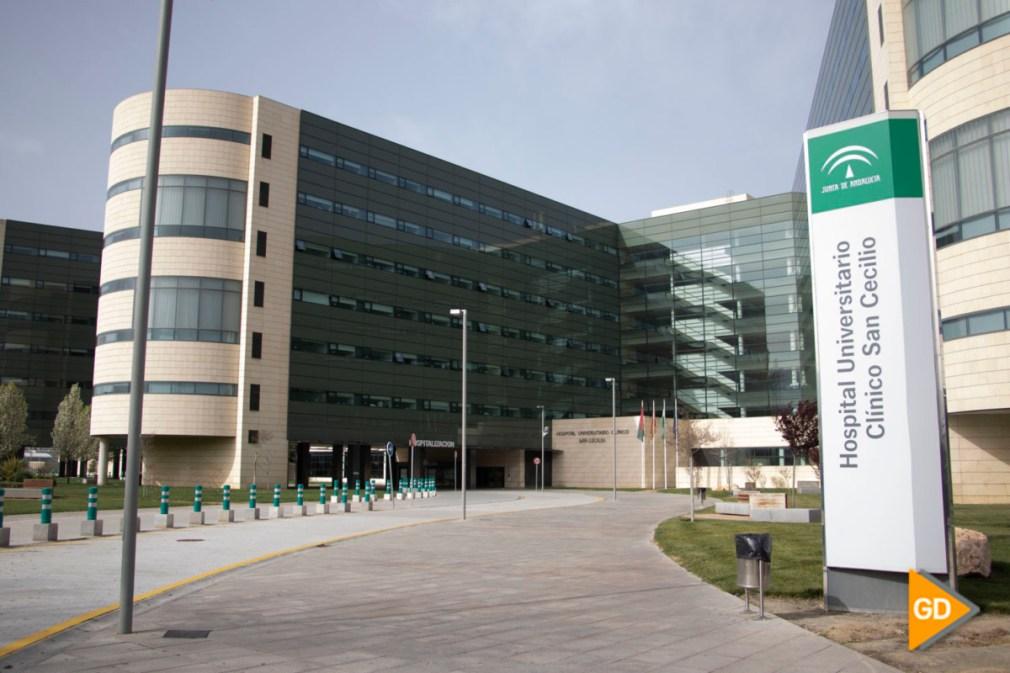 Hospitales PTS Virgen de las Nieves Coronavirus - Dani B-17