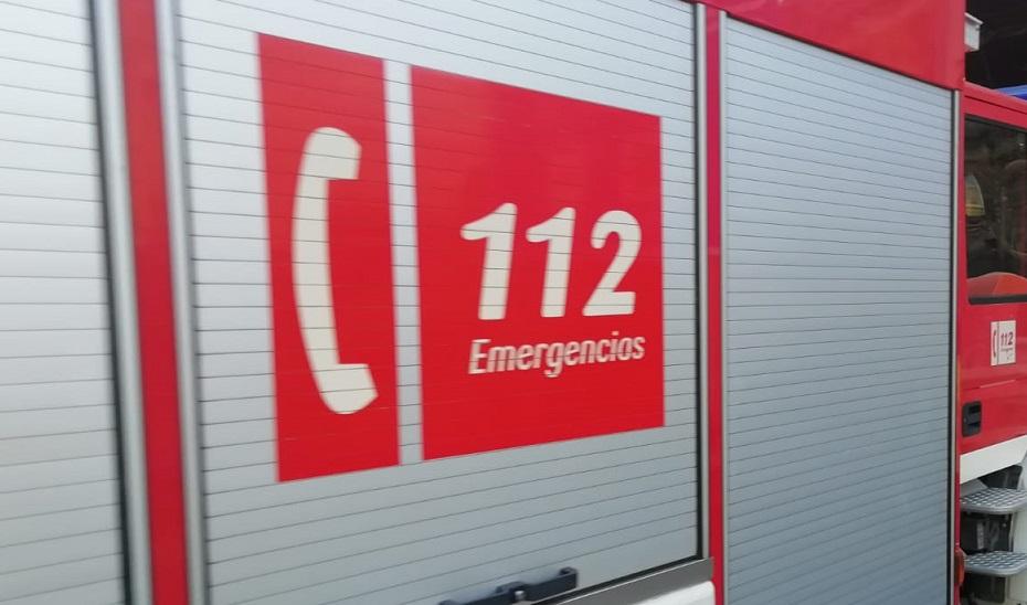 camion emergencias 112