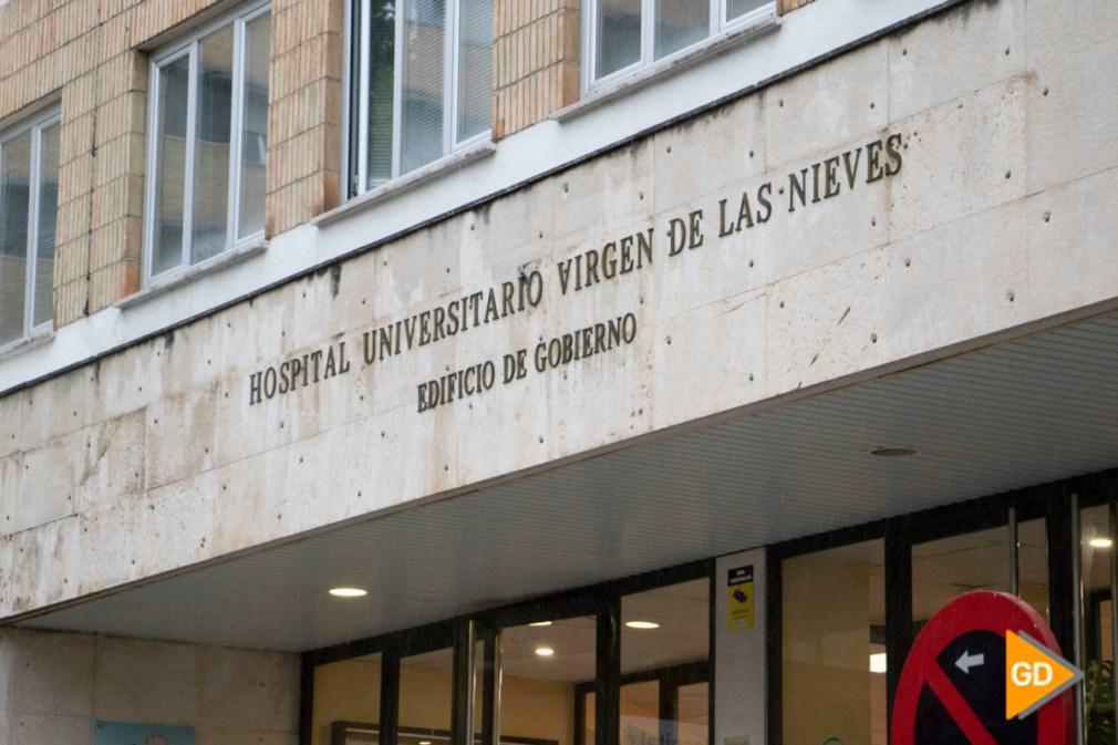 VIRGEN DE LAS NIEVES COVID19 HOSPITAL SANITARIOS URGENCIAS HOMENAJE CORONAVIRUS - Dani B-21