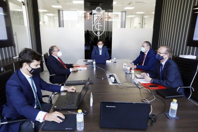 El Granada CF celebra su Junta General Ordinaria
