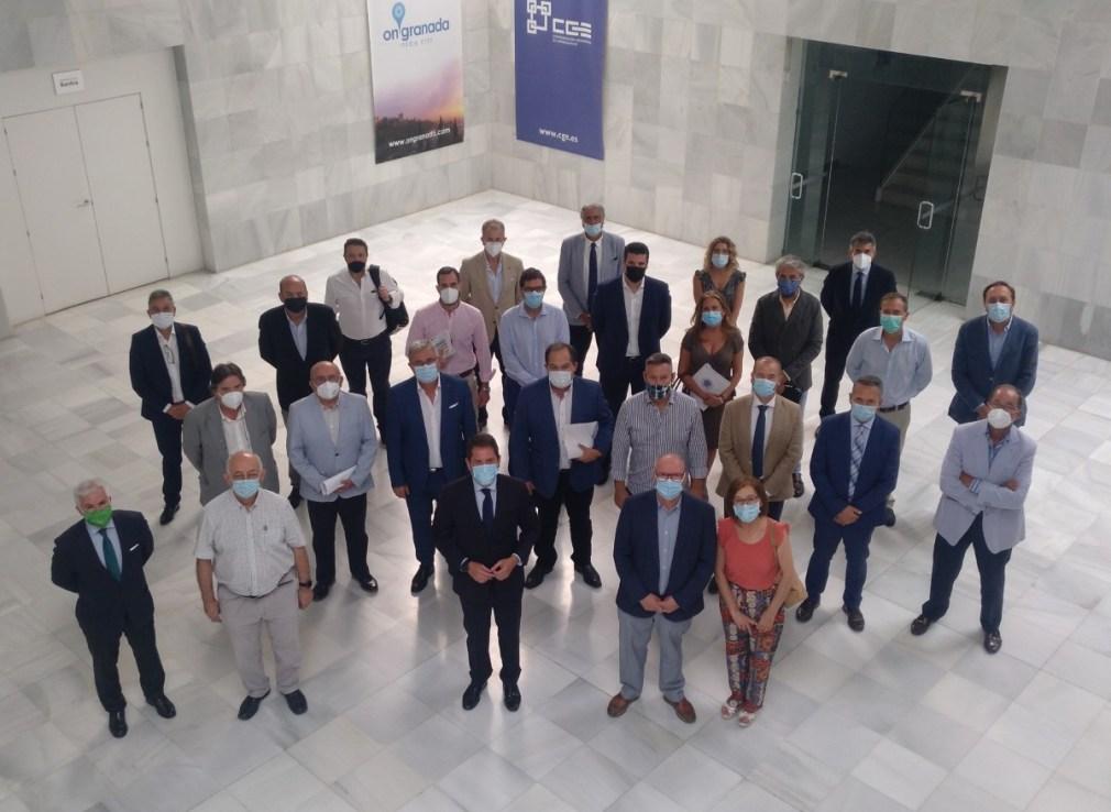 Reunión Presidentes CGE