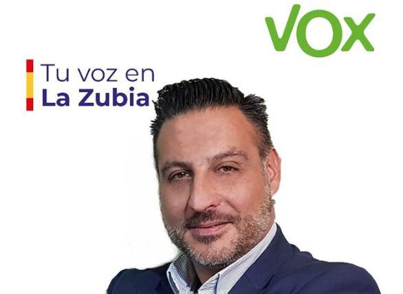 Rafael Morenate - Vox La Zubia