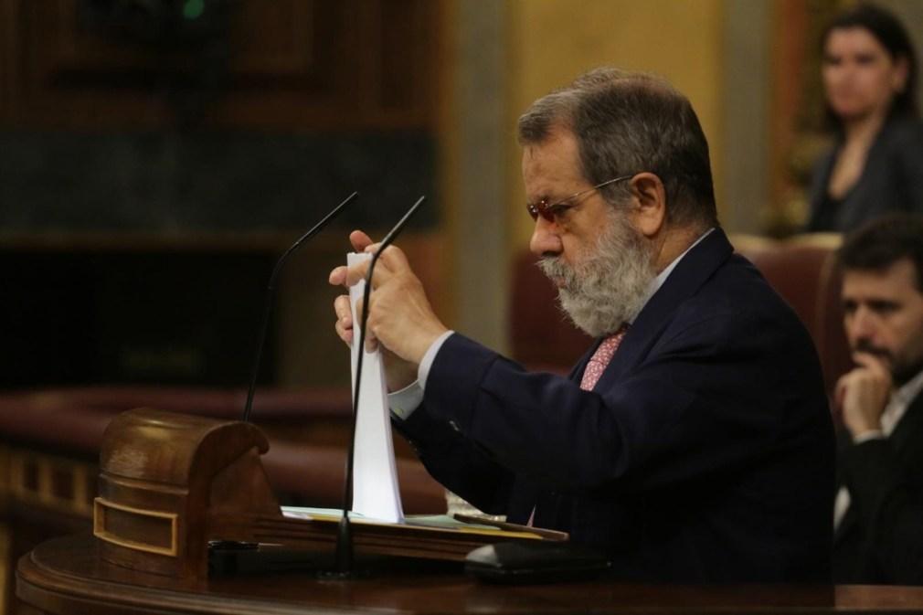 El Defensor del Pueblo, Francisco Fernández Marugán - Pool - Archivo