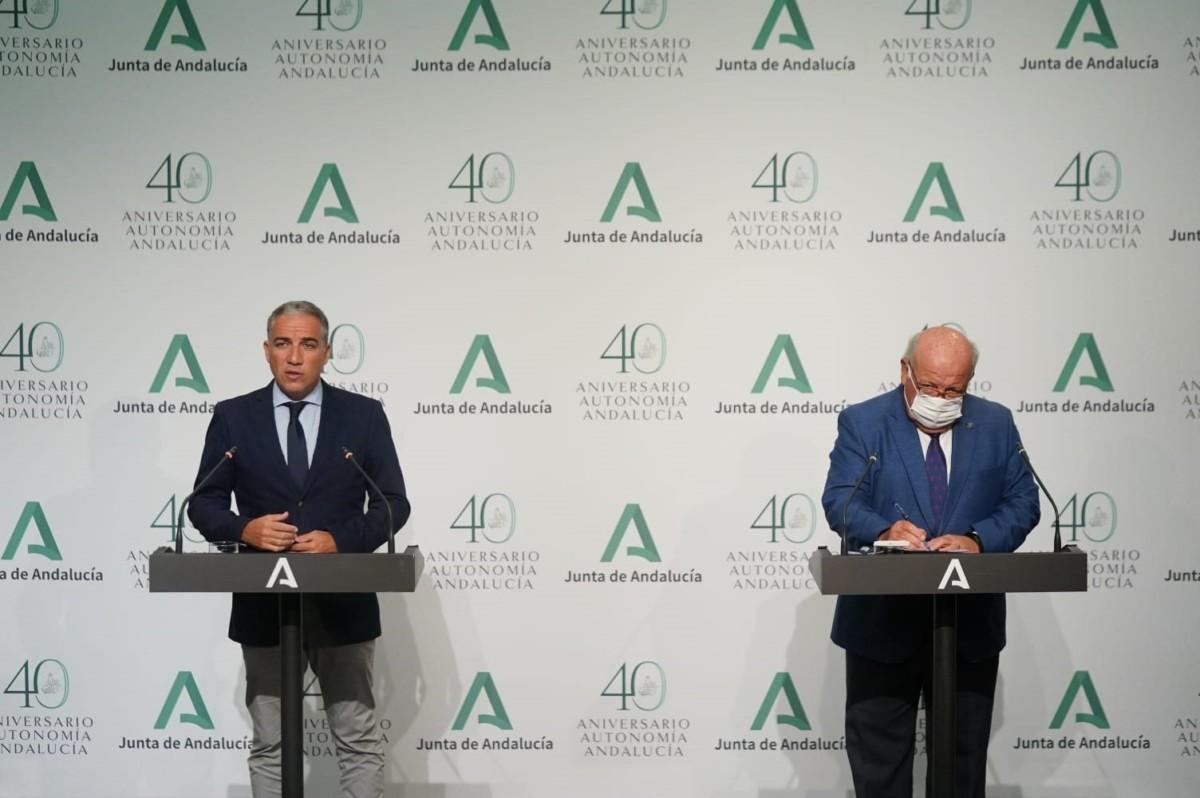 Bendodo y Aguirre