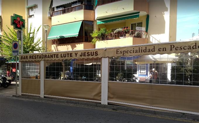 restaurante lute y jesus avenida europa Almuñécar
