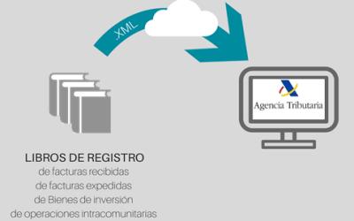 Llevanza de los Libros registro del IVA