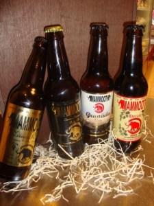 Mammooth, cervezas artesanas elaboradas en Padul