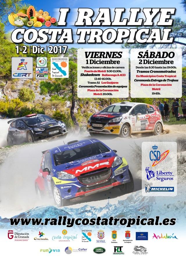 I Rallye Costa Tropical