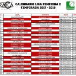 El RACA ya conoce calendario 2017-2018