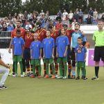 La selección española obtiene el subcampeonato europeo de fútbol para ciegos