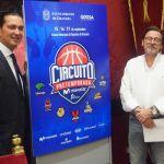 Fundación CBG presenta el Circuito Movistar en el Ayuntamiento de Granada