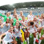 La Selección Sub-19 femenina, con Laura Pérez, clasificadas para la final europea
