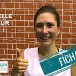 Christelle Lemineur, fichaje Erasmus del Corral y Vargas Clínica Dental